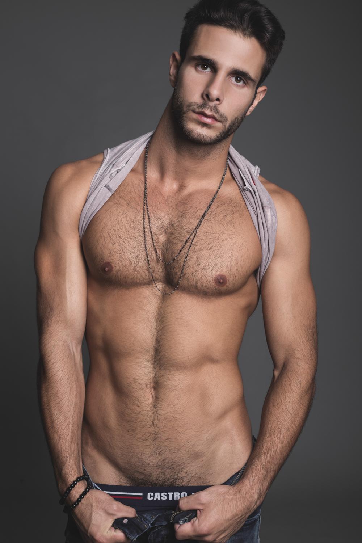 Were Fascinating By Tel-Aviv New Face Moshe Ben-Ezer Shot -7353