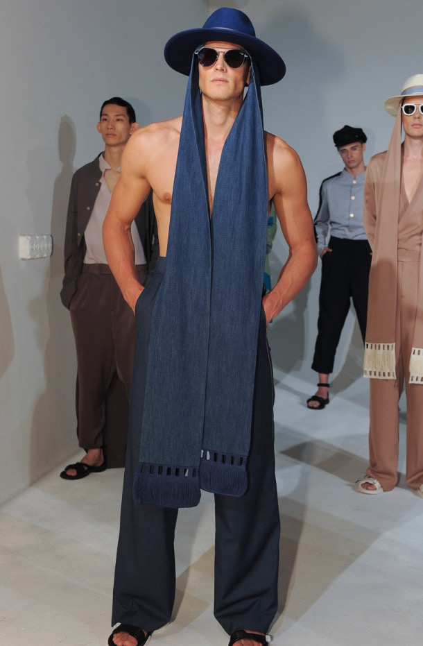 WOODHOUSE MENSWEAR SPRING SUMMER 2017 NEW YORK (1)
