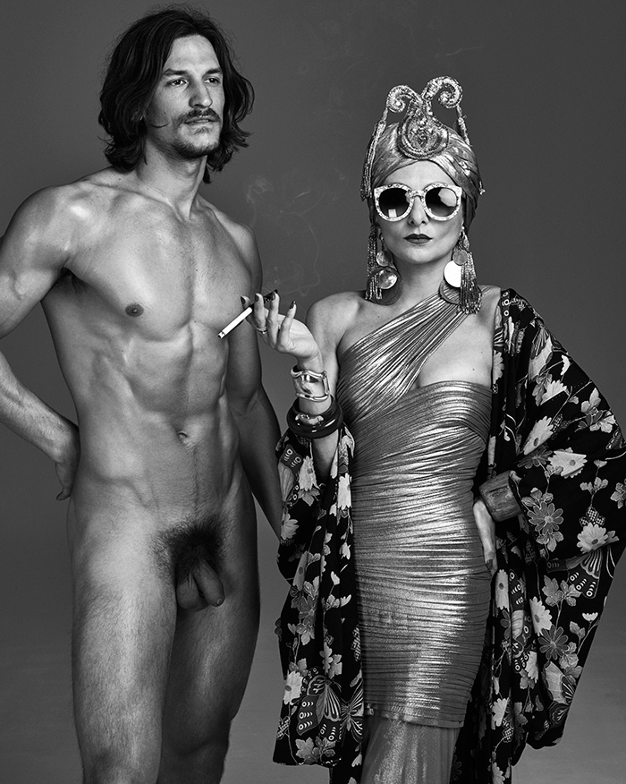 nsfw portraits nudes flowers by mariano vivanco