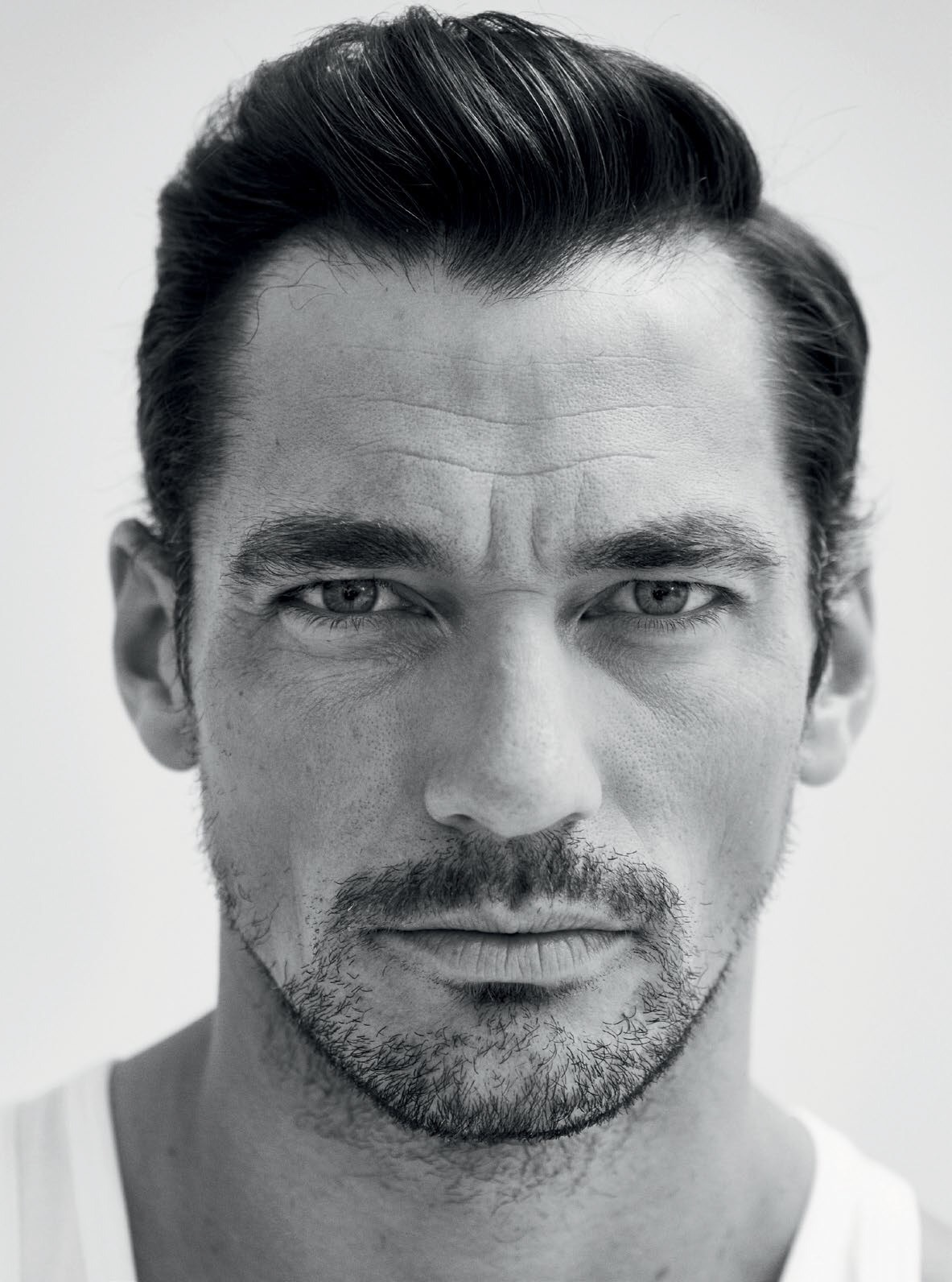 How David Gandy S Got A Perfect Dna Fashionably Male