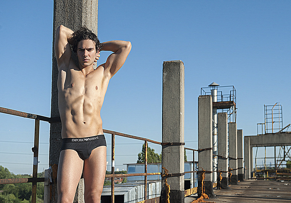 It is my pleasure to present Boys Factory: Matteo Cupelli #002 by Daniel Rodrigues