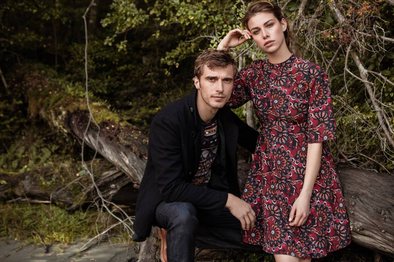 Selected F/W 2016.17 : Clement Chabernaud & Leonie Bentzinger by Kalle Gustafsson