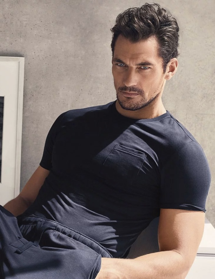 David Gandy X Marks Spencer Fw16 Campaign8