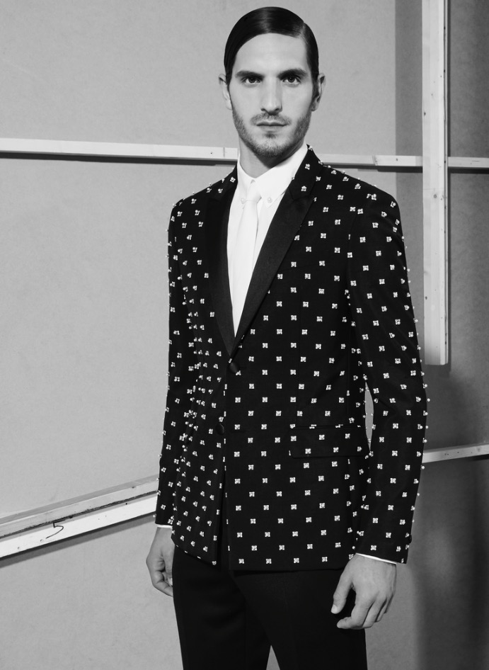 Thanksgiving Outfit: Givenchy Men's Tuxedo Capsule Collection