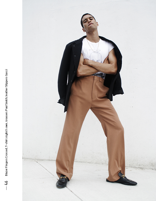 This is how Jhanelle goes to pose for you- By Torian Lewin for TOH!