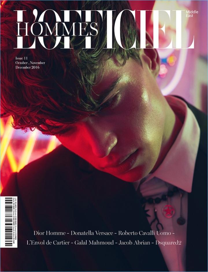 lofficiel-hommes-middle-east-2016-dior-homme-cover