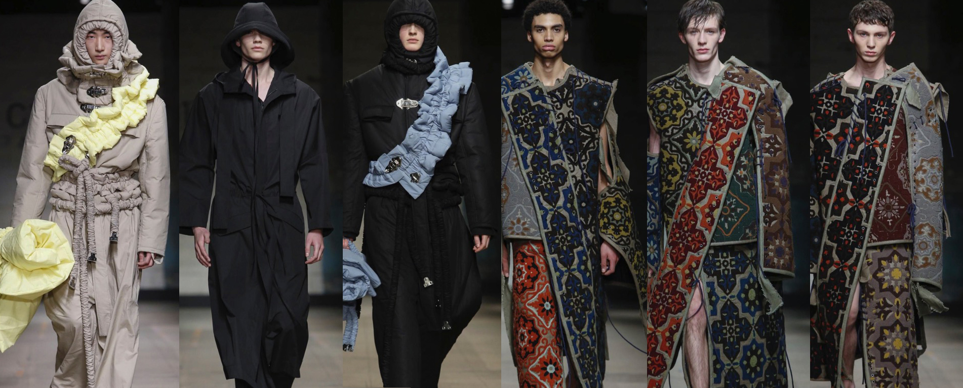 London Fashion Week Mens Aw17 Trend Report