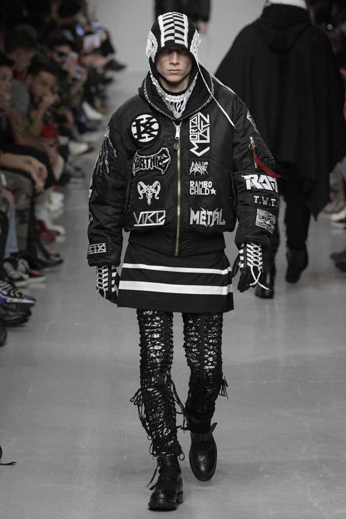 KTZ Fall/Winter 2017 London