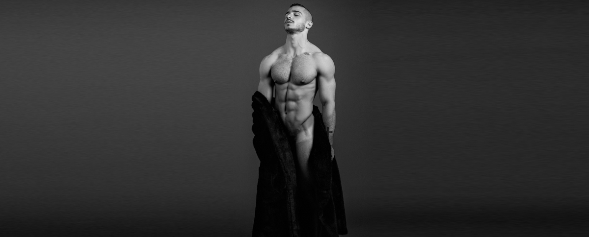 "Paolo Bellucci get ""bodylicius"" by Alisson Marks"