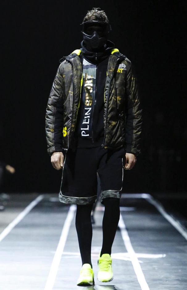 Philipp Plein Sport Fall/Winter 2017