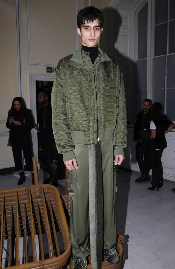 Qasimi Fall/Winter 2017 London