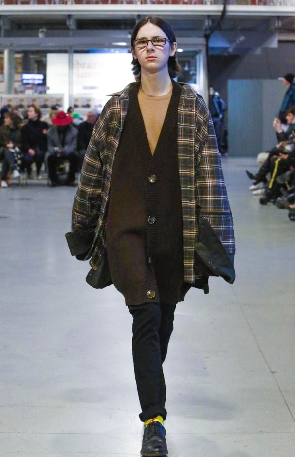 Vetements RTW Fall/Winter 2017