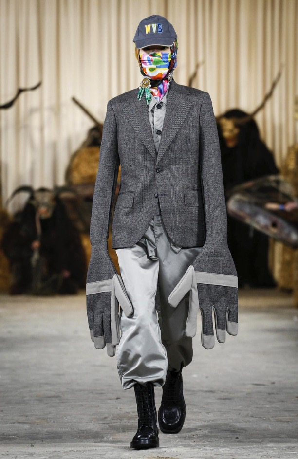 Walter Van Beirendonck Fall/Winter