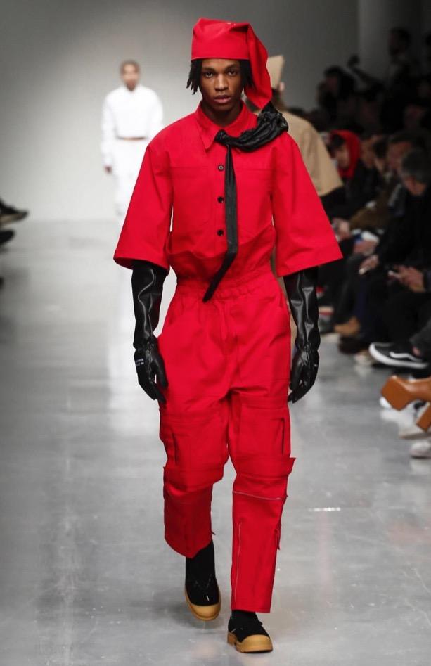 Xander Zhou Menswear Fall/Winter 2017