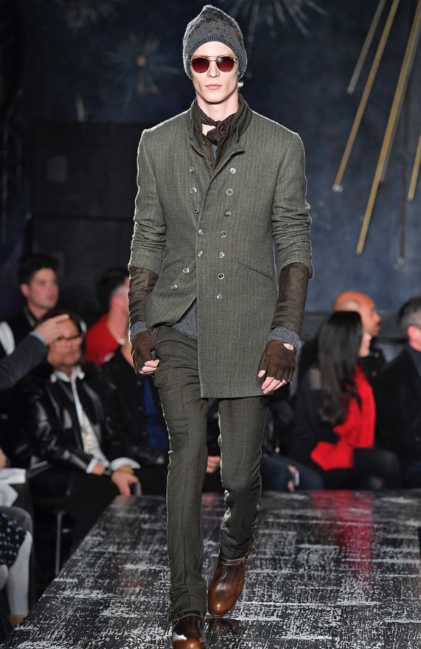 John Varvatos Fall/Winter 2017