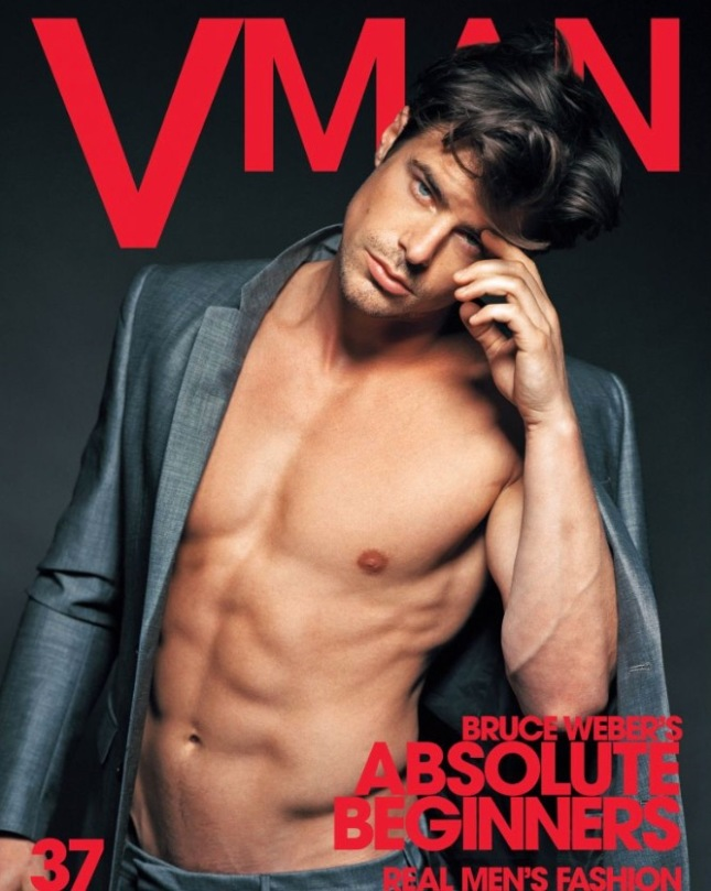 Justin Rock for VMAN #37