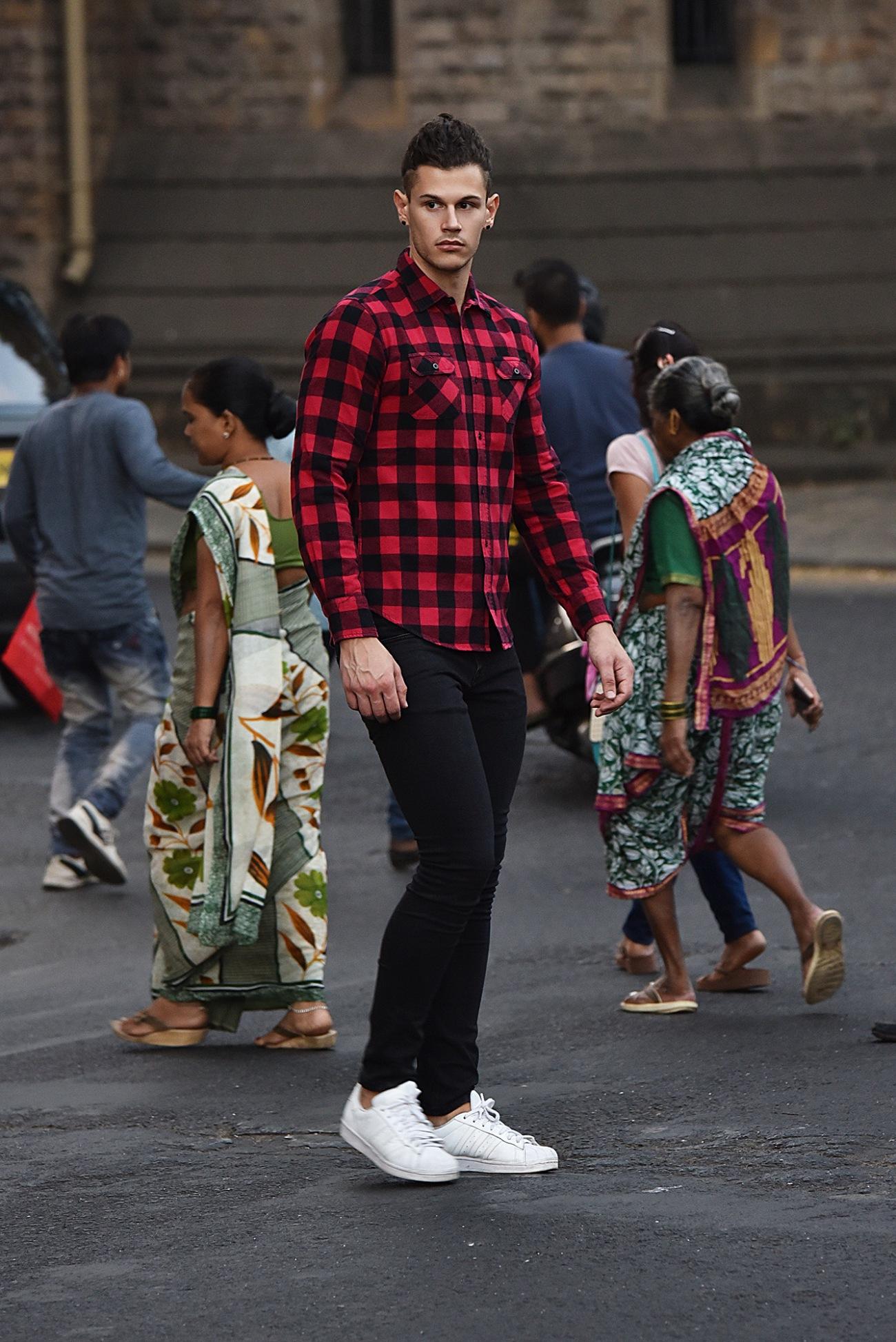 Boys Of Mumbai By Mladen Fashionably Male