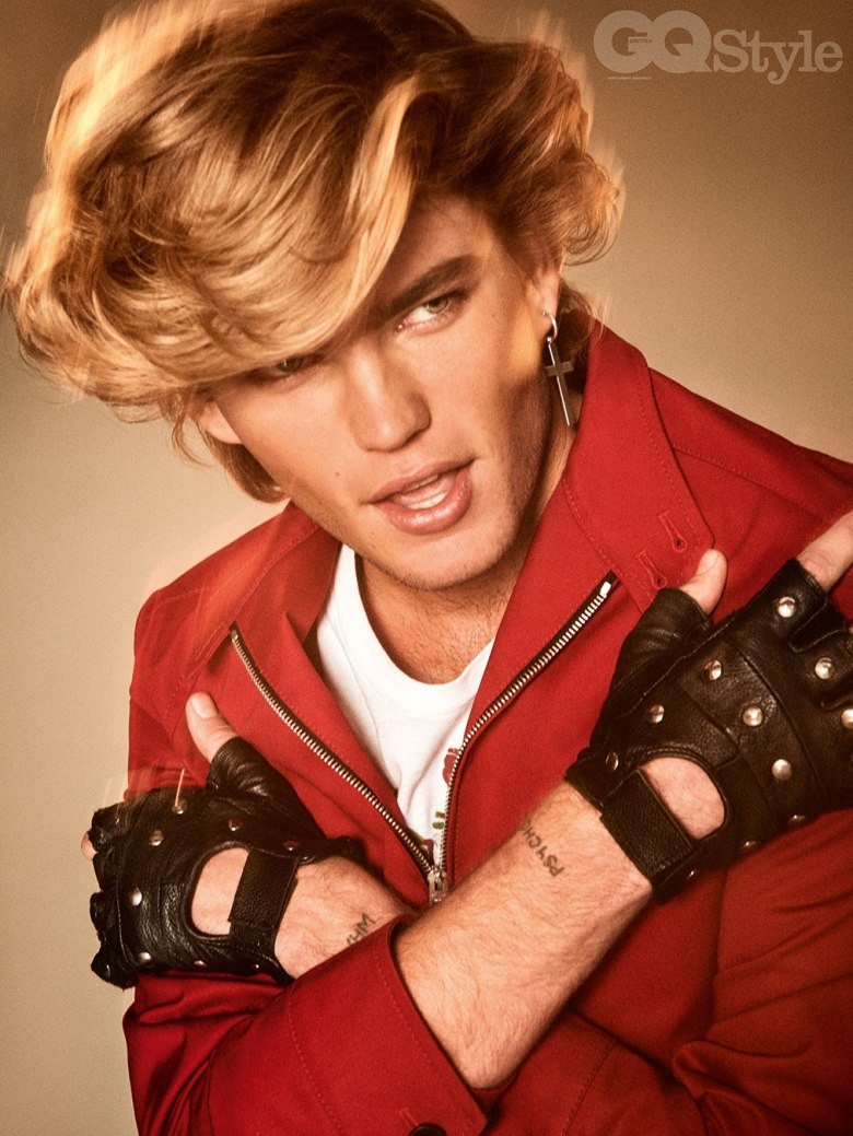 Jordan Barrett for GQ Style3
