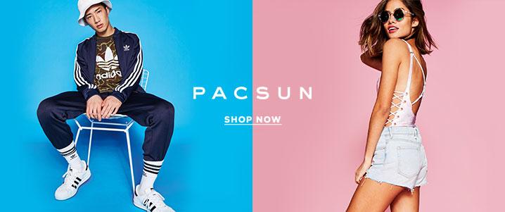 PacSun banner 2017