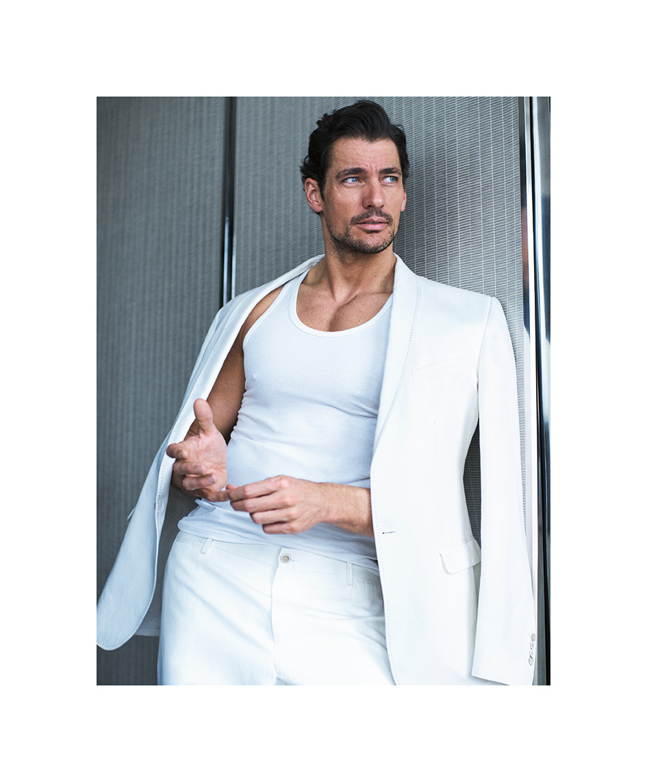 David Gandy for Codigo Unico Magazine6