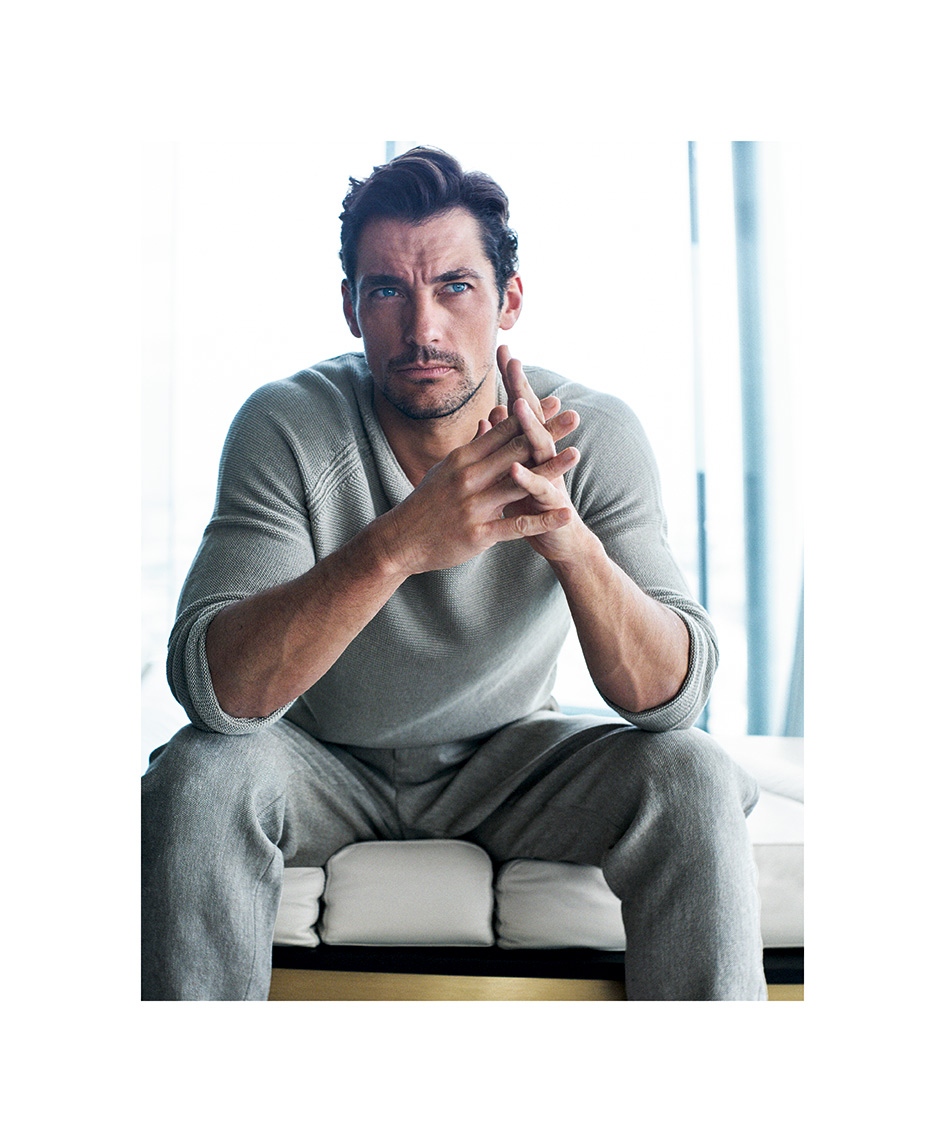 David Gandy for Codigo Unico Magazine7