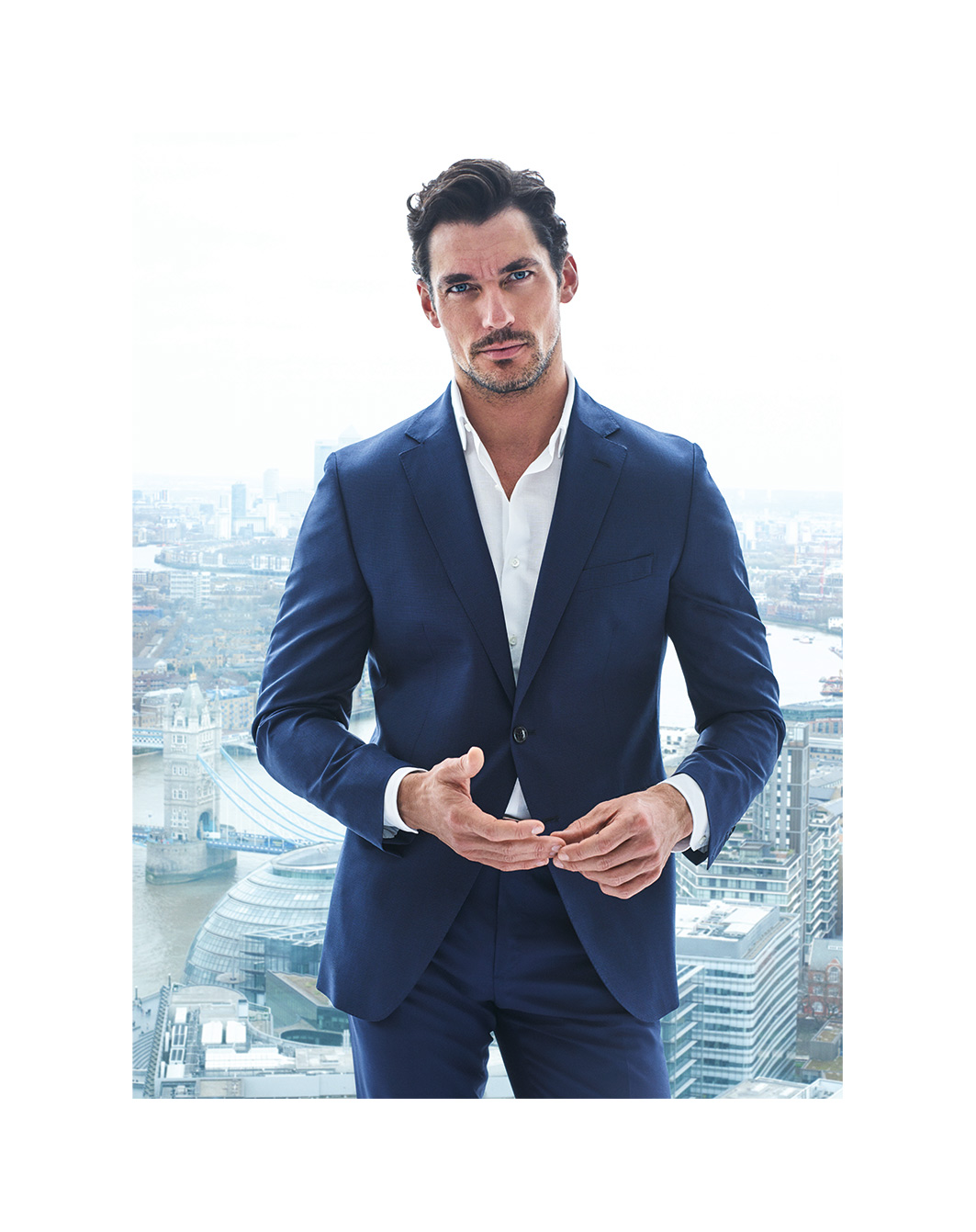 David Gandy for Codigo Unico Magazine8