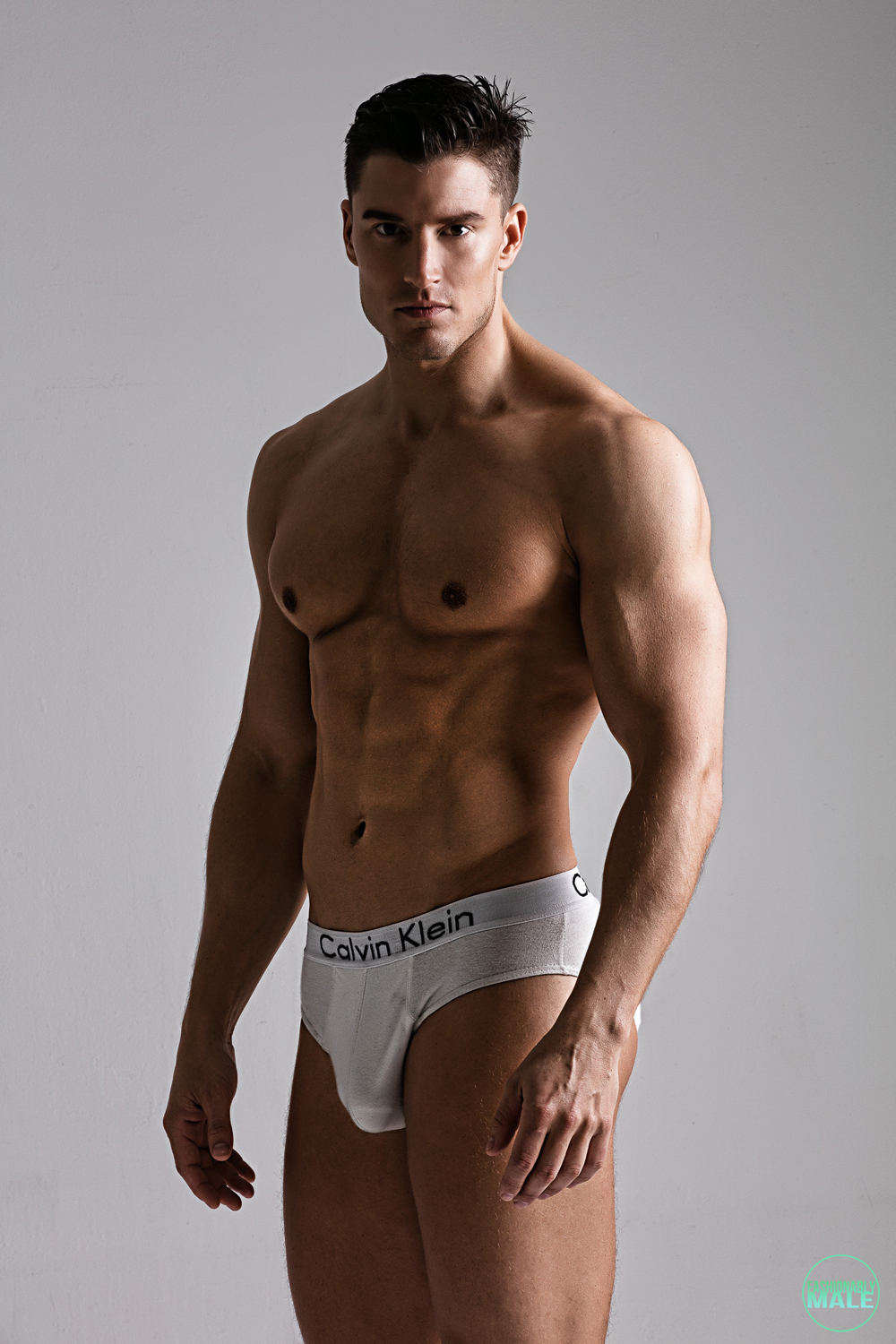 This is an exclusive work for Fashionably Male, after you see this, you will never forget the name of Ramón Puñet.