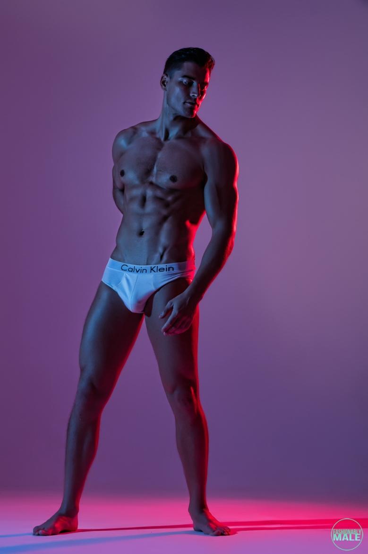 Ramón Puñet by Joan Crisol for Fashionably Male8
