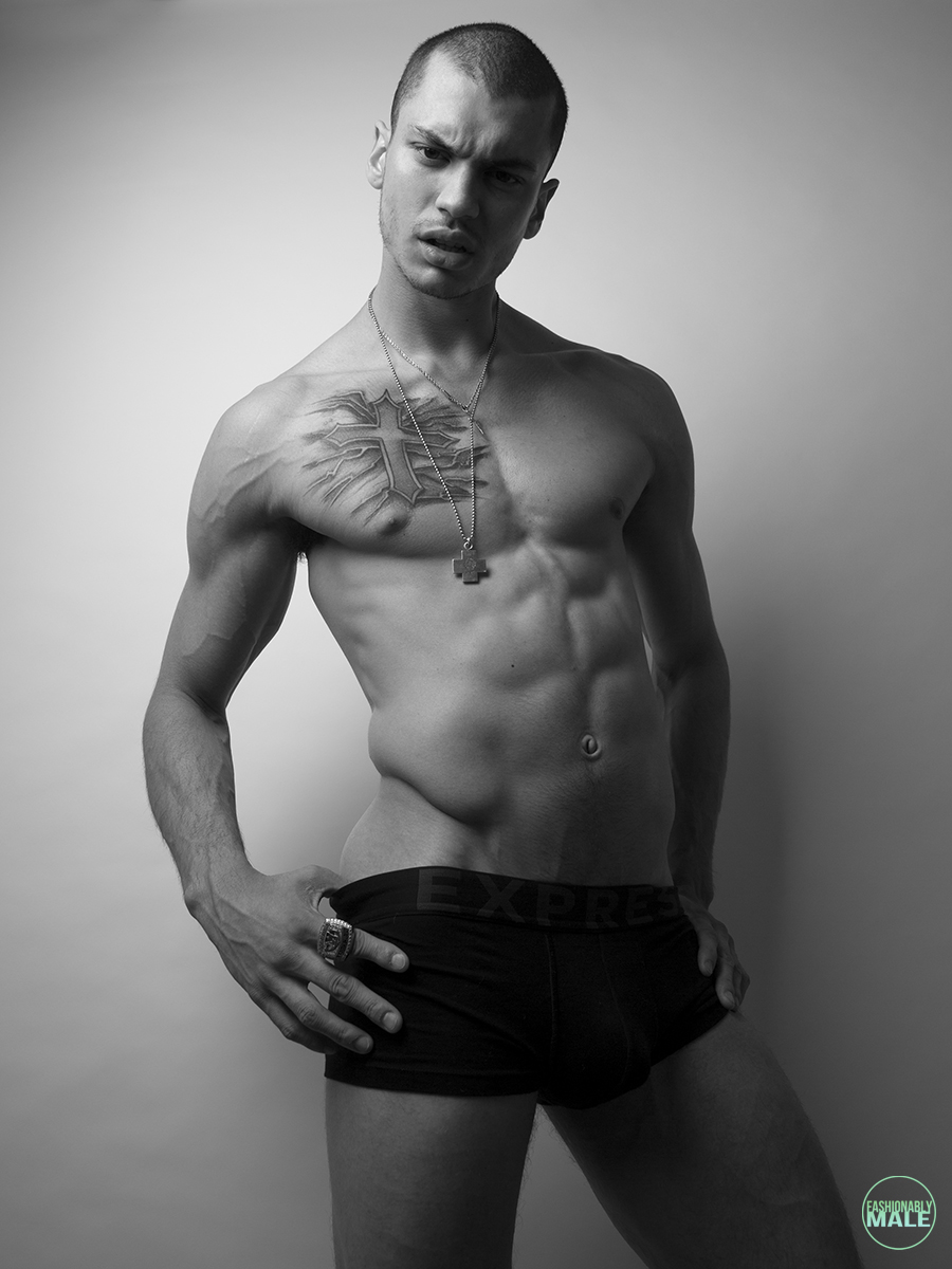 Brandon Good by Karl Simone Fashionably Male2