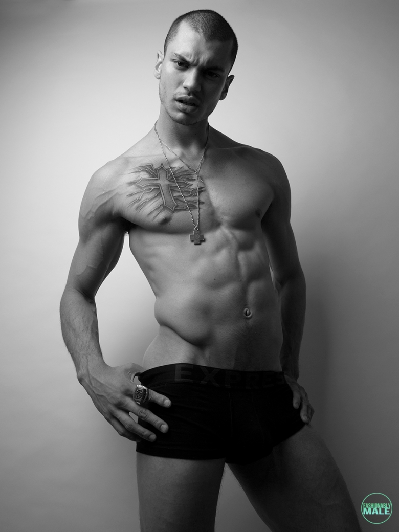 Brandon Good by Karl Simone Fashionably Male2