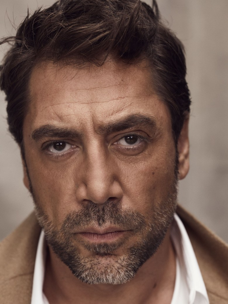 Actor Javier Bardem by Nico Bustos for UK GQ June 2017 ... Javier Bardem