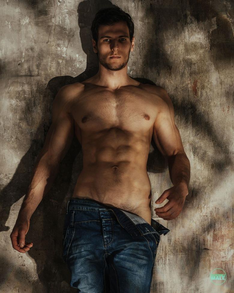 Tim Arlovski by Serge Lee for Fashionably Male1