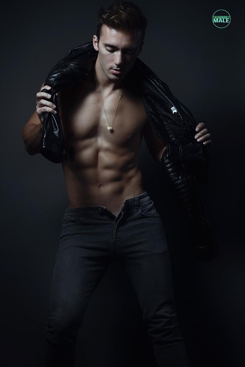 Bradley B. by Armando Adajar for Fashionably Male1