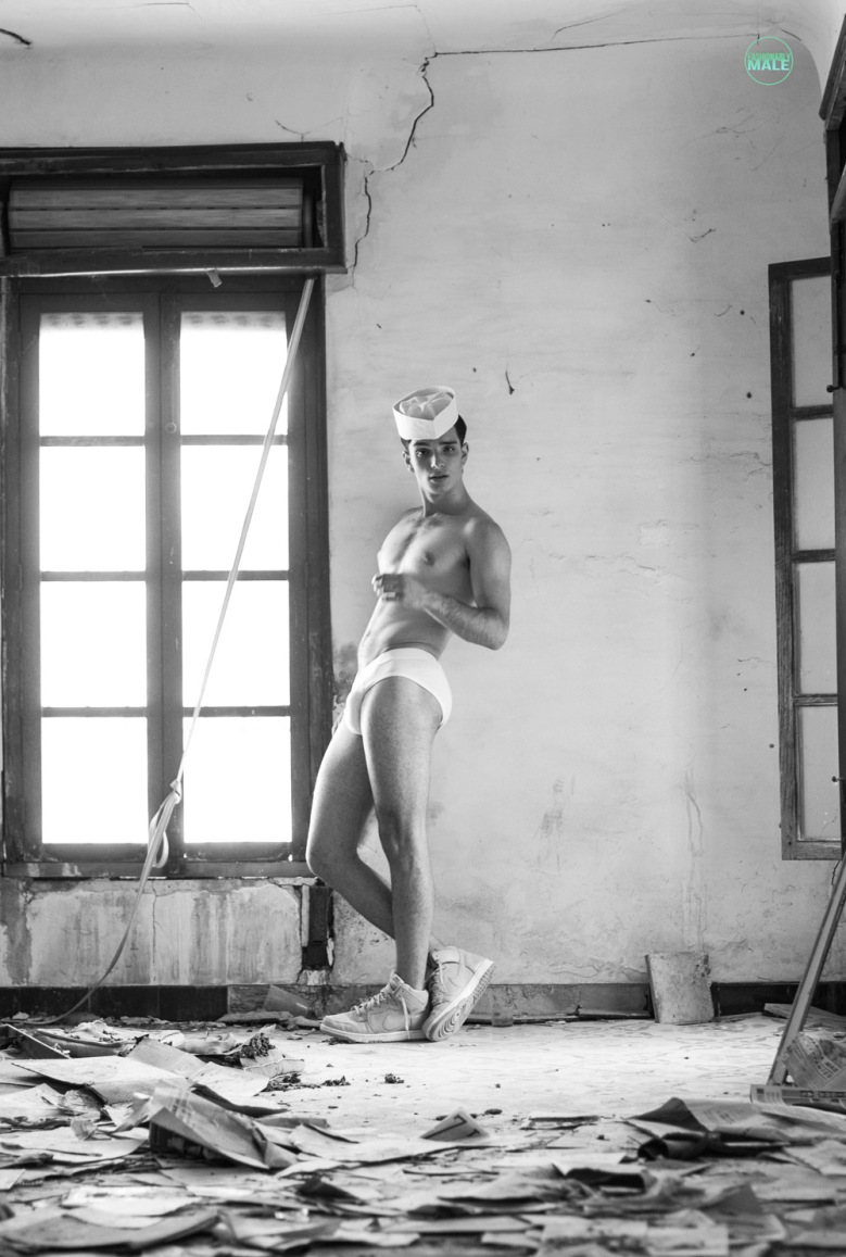 Fran Vidal by Toni Lozano Fashionably Male13