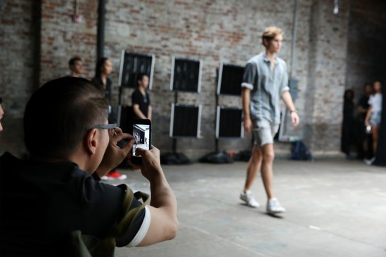 BENCHBODY MENSWEAR SPRING SUMMER 2018 NEW YORK BACKSTAGE17