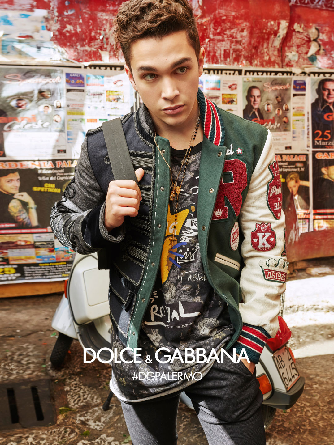 DOLCE AND GABBANA AW17 CAMPAIGN8