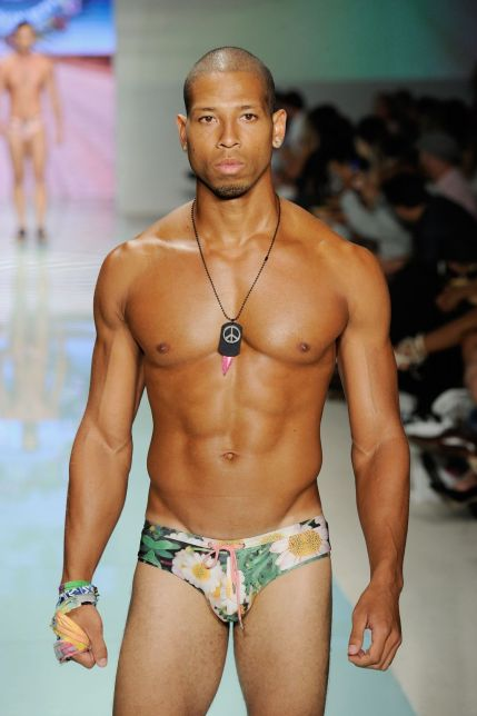 Grayson Boyd, Miami Swim Week 8