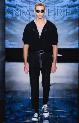 MATIERE MENSWEAR SPRING SUMMER 2018 NEW YORK12