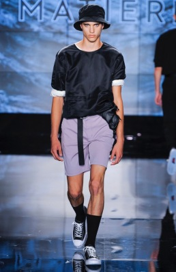 MATIERE MENSWEAR SPRING SUMMER 2018 NEW YORK13