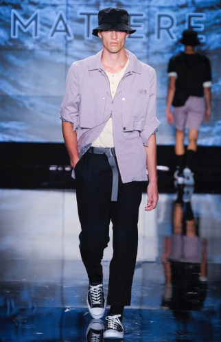 MATIERE MENSWEAR SPRING SUMMER 2018 NEW YORK15