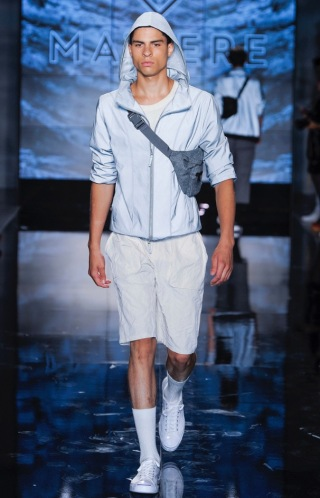 MATIERE MENSWEAR SPRING SUMMER 2018 NEW YORK16