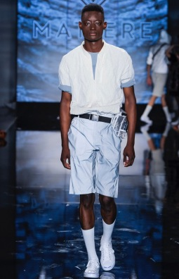 MATIERE MENSWEAR SPRING SUMMER 2018 NEW YORK19