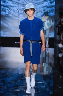 MATIERE MENSWEAR SPRING SUMMER 2018 NEW YORK2