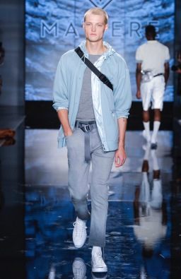 MATIERE MENSWEAR SPRING SUMMER 2018 NEW YORK21