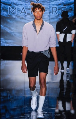 MATIERE MENSWEAR SPRING SUMMER 2018 NEW YORK22