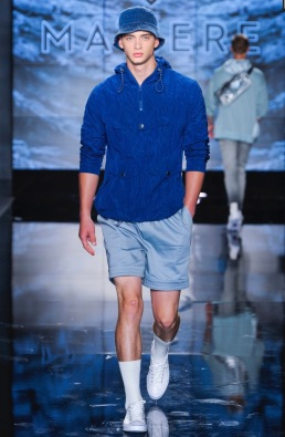 MATIERE MENSWEAR SPRING SUMMER 2018 NEW YORK23