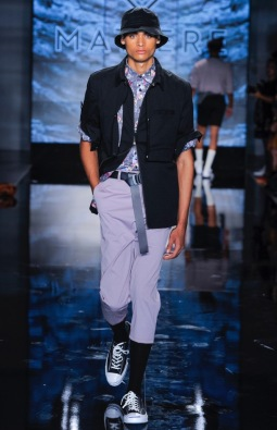 MATIERE MENSWEAR SPRING SUMMER 2018 NEW YORK3