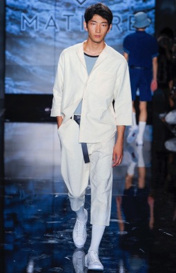 MATIERE MENSWEAR SPRING SUMMER 2018 NEW YORK5