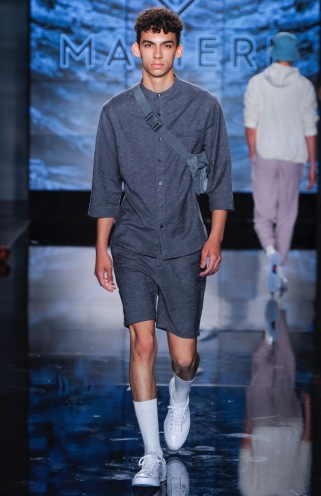 MATIERE MENSWEAR SPRING SUMMER 2018 NEW YORK7