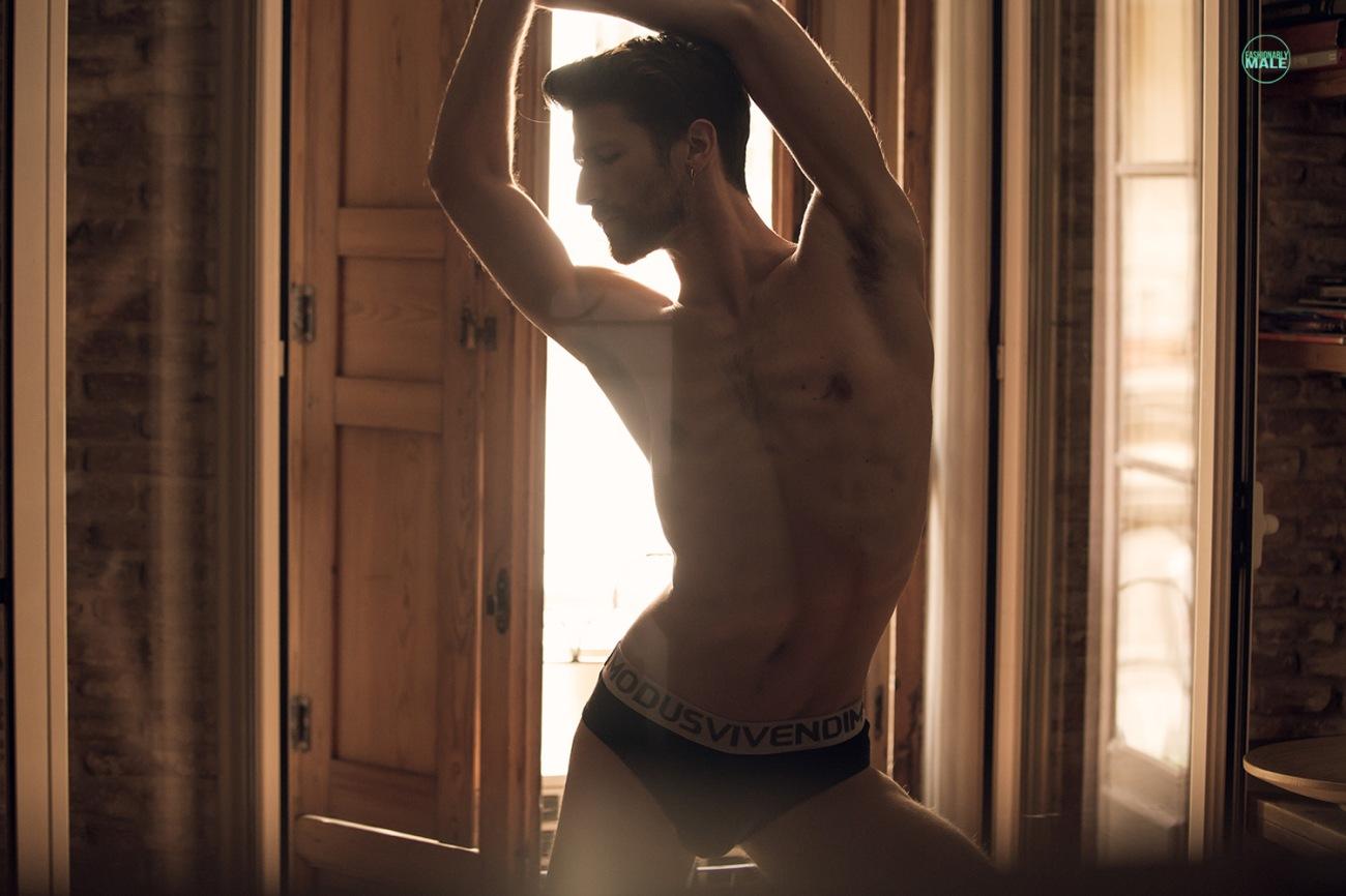 Benjamin Poirier by Angel Ruiz1